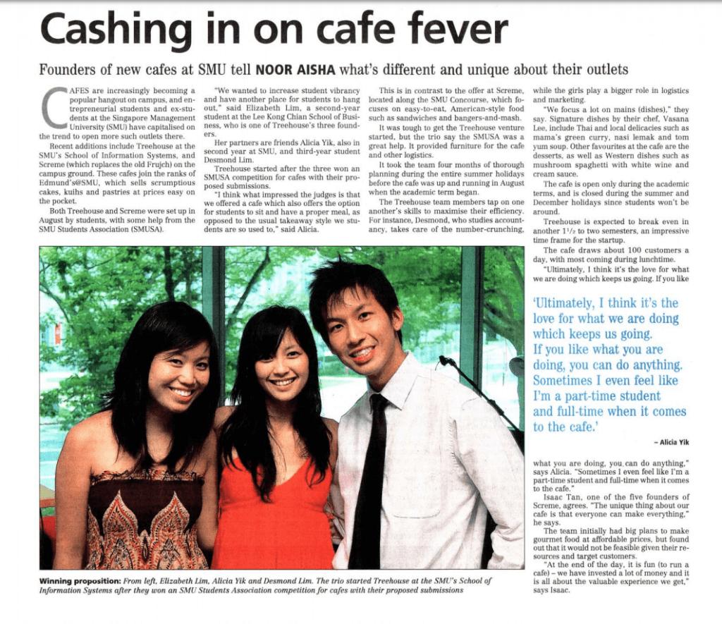 Business Times, Desmond Lim (BAcc, BBM)