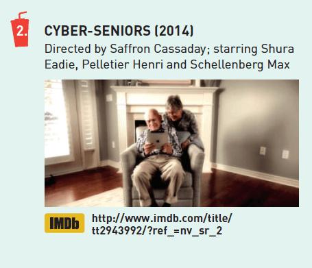 Cyber Seniors (2014) Thumbnail
