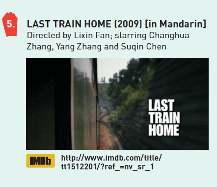 Last Train Home (2009) Thumbnail