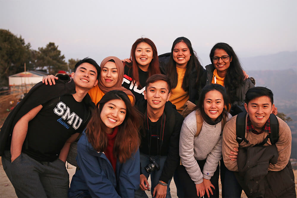 Karista in Nepal