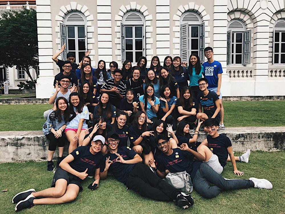SMU Arts Camp: Rewind 2018
