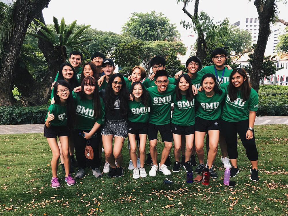 Freshmen Orientation Camp 2018