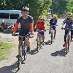 Biking for a Cause with Project Bike4Change