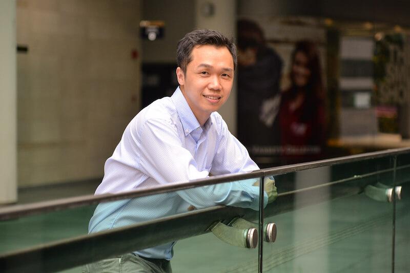 SMU Assoc Prof of Law Warren Chik