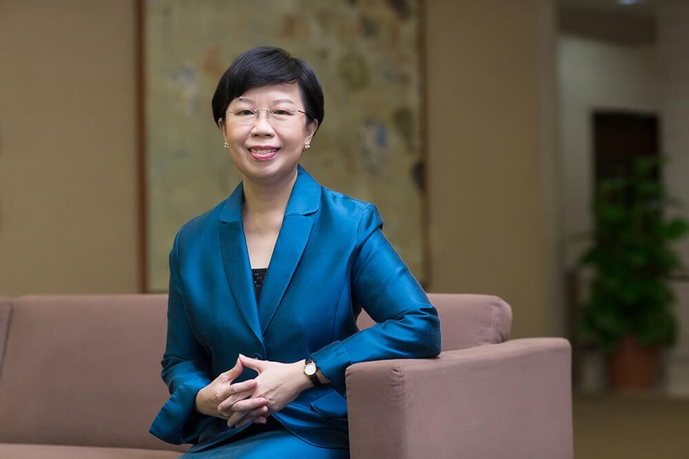 Prof Lily Kong