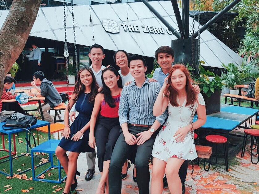 Vietnam University Visit