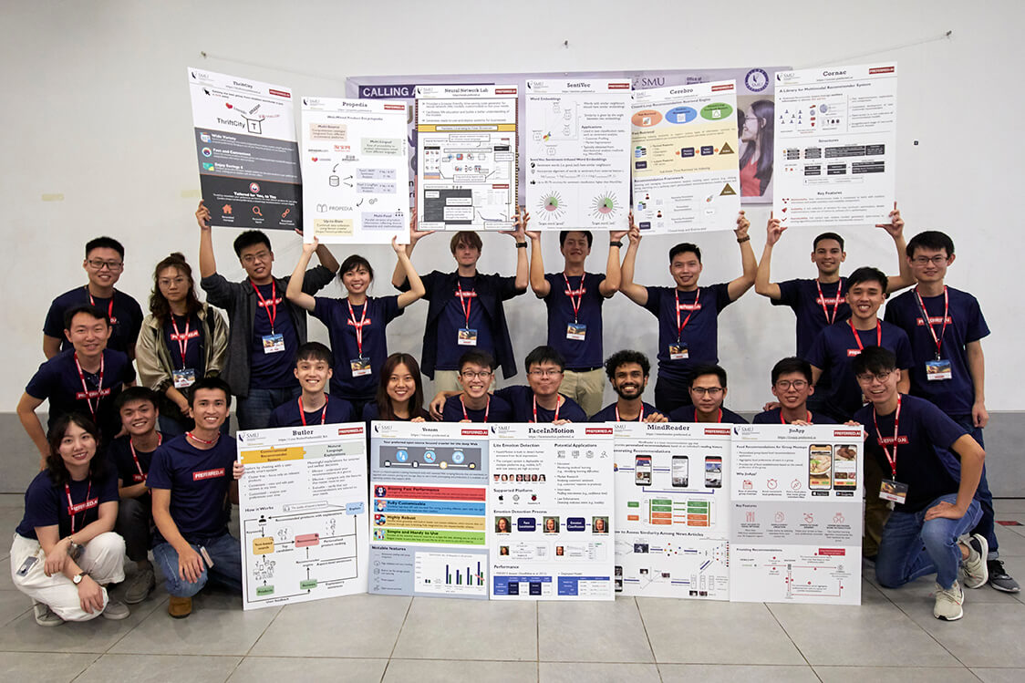 SMU Techfest 2019: Preferred.AI Sheds Light On Artificial Intelligence