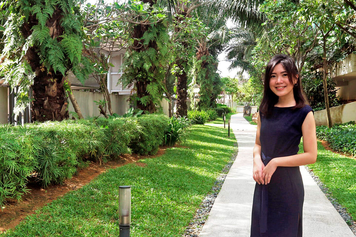 Student Interview Series: Viona Giovanni Felisiana, SMU MSc in Management