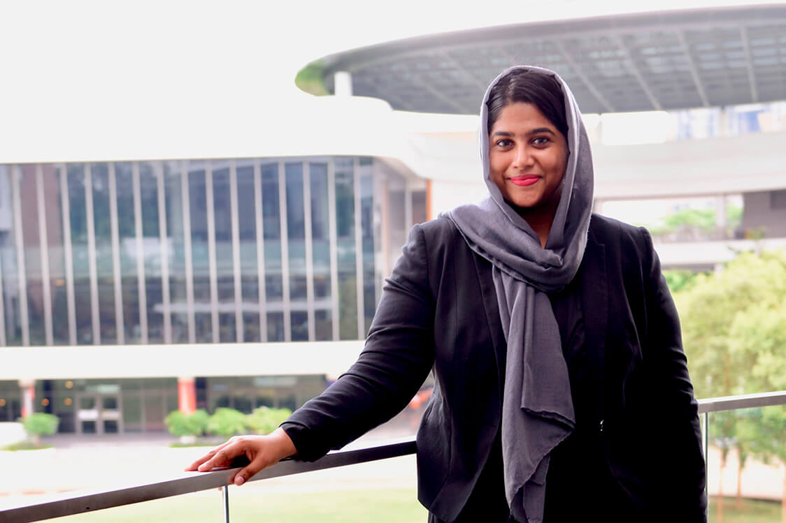 Faheema Discusses Prejudice and Extremism, and How She's Combating It One Conversation at a Time