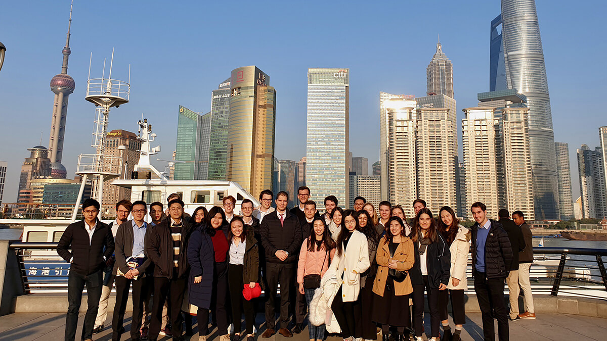 Tracing the Footsteps of the World's Leading Tech Innovators in China