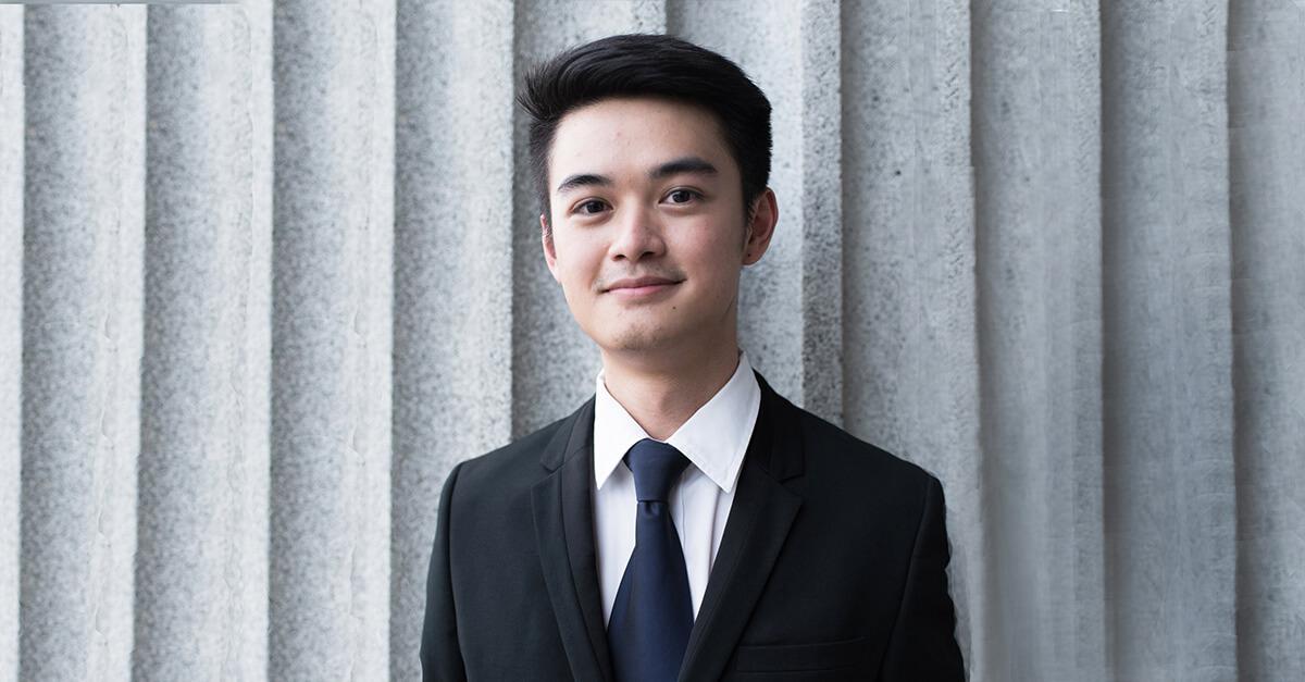 Student Interview Series: Cheng You Duen, SMU Law Undergraduate