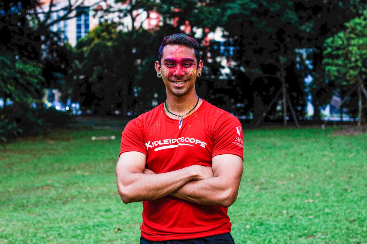Student Interview Series: Shreyas Krishnaswamy, SMU Information Systems Undergraduate