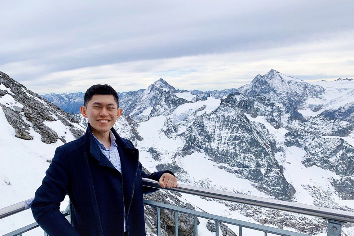 A Sneak Peek at Working and Living in Zurich with SMU Alumnus Bryan Halim