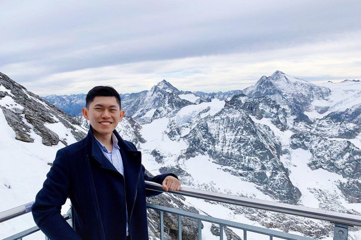 A Sneak Peek at Working and Living in Zurich with SMU Alumnus Bryan Halim