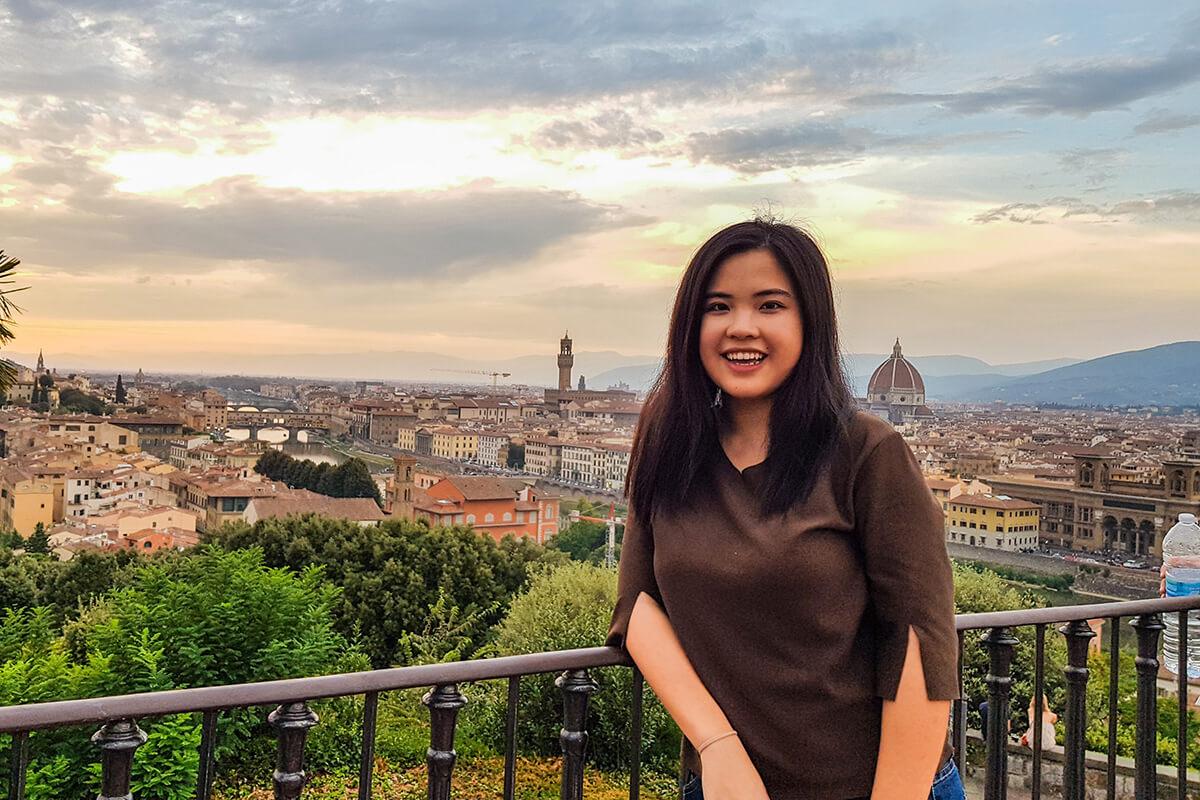 Student Interview Series: Ng Kok Yin, SMU Social Sciences Undergraduate