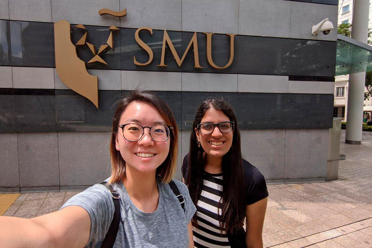 "5 Ways How SMU Made ""A Different Me"""