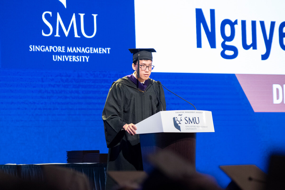 Insights From an Insider: Nguyen Sinh Vuong, Law School Valedictorian 2019