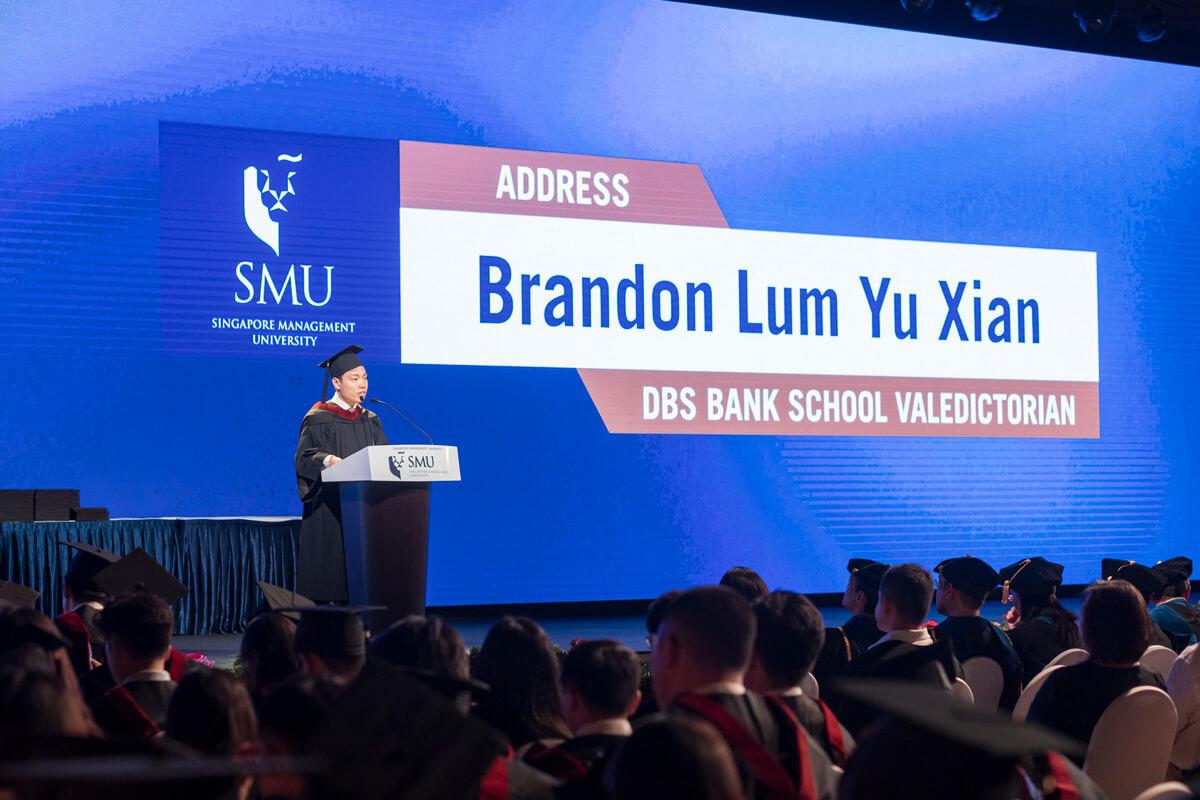 Insights From an Insider: Brandon Lum, Economics School Valedictorian 2019