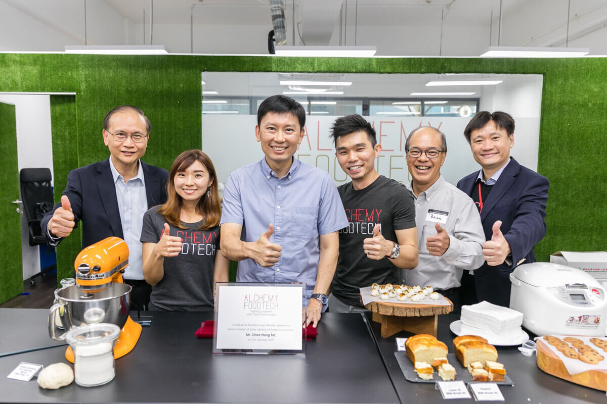 Aim to Solve Big Problems, Says Foodtech Entrepreneur Alan Phua