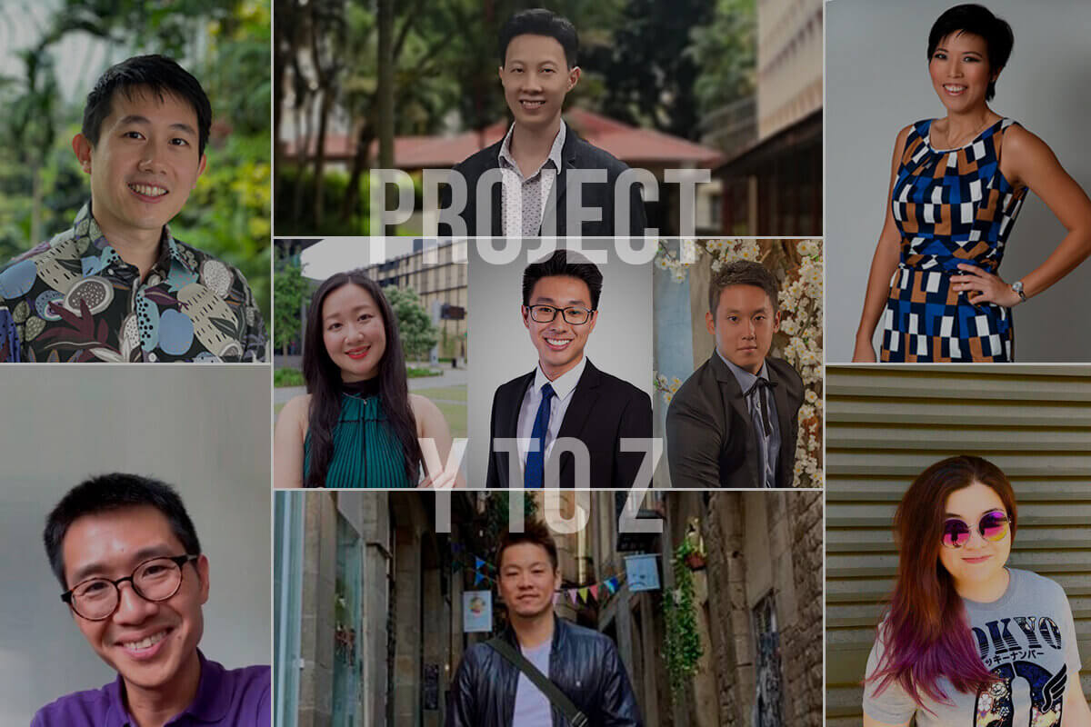 Project Y to Z: Hindsight 20/20 from the Class of 2008 to the Class of 2020