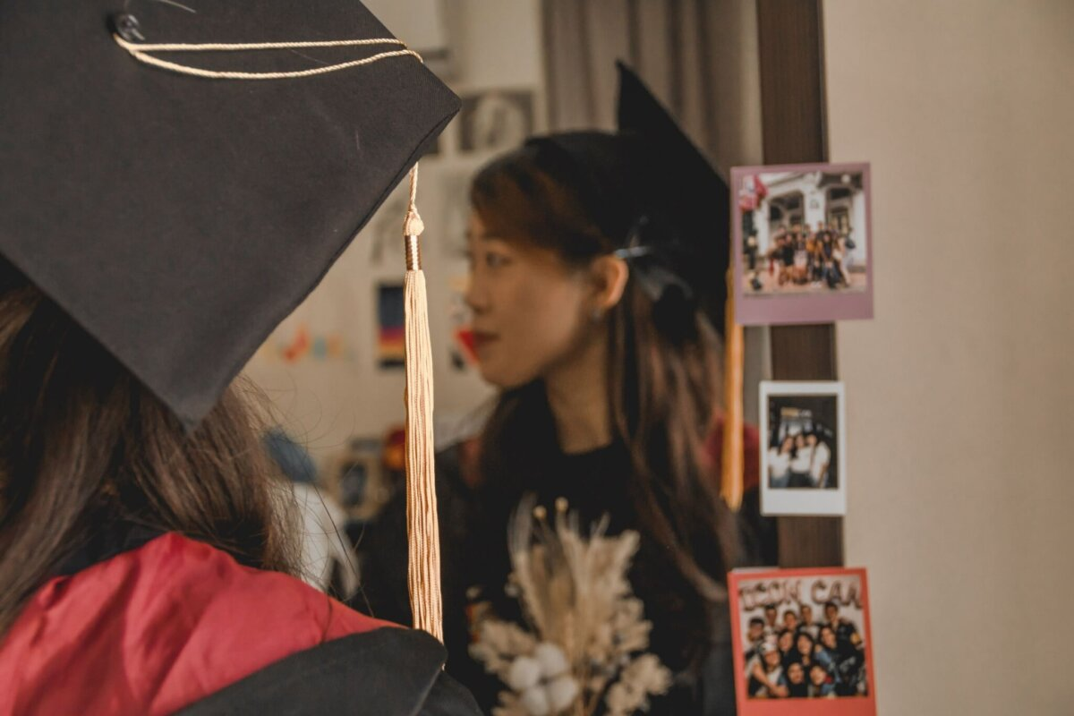 Reflections from a Graduate who Found her Silver Lining in Uncertain Times