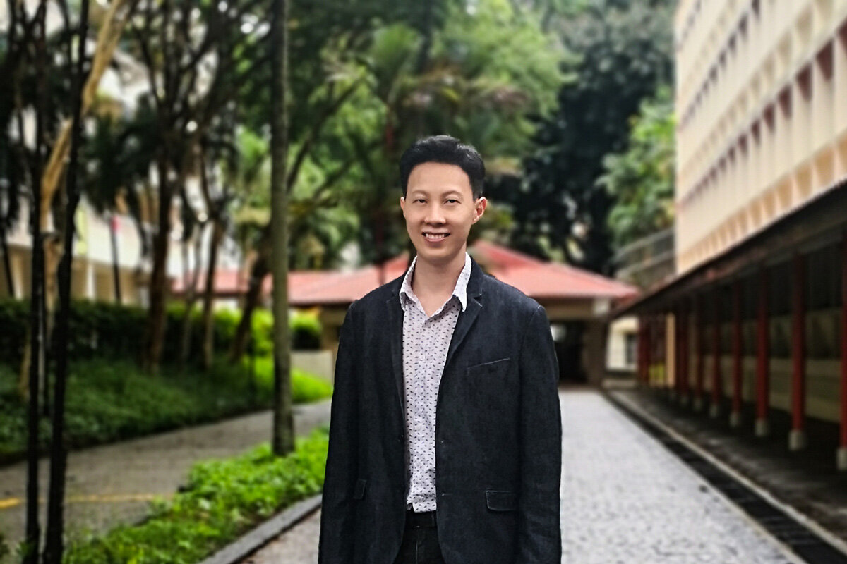 Project Y to Z: Get Your Game Face On—An Interview with Gen Y-er Woo Jian Sheng