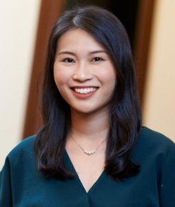 Wendy How, Senior Manager at the SMU Dato' Kho Hui Meng Career Centre