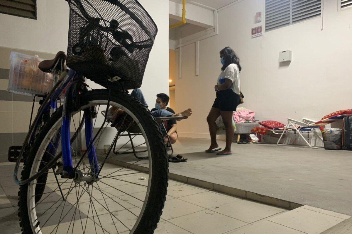 Serving the Homeless in Singapore