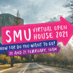 Come on a Journey with SMU Virtual Open House 2021