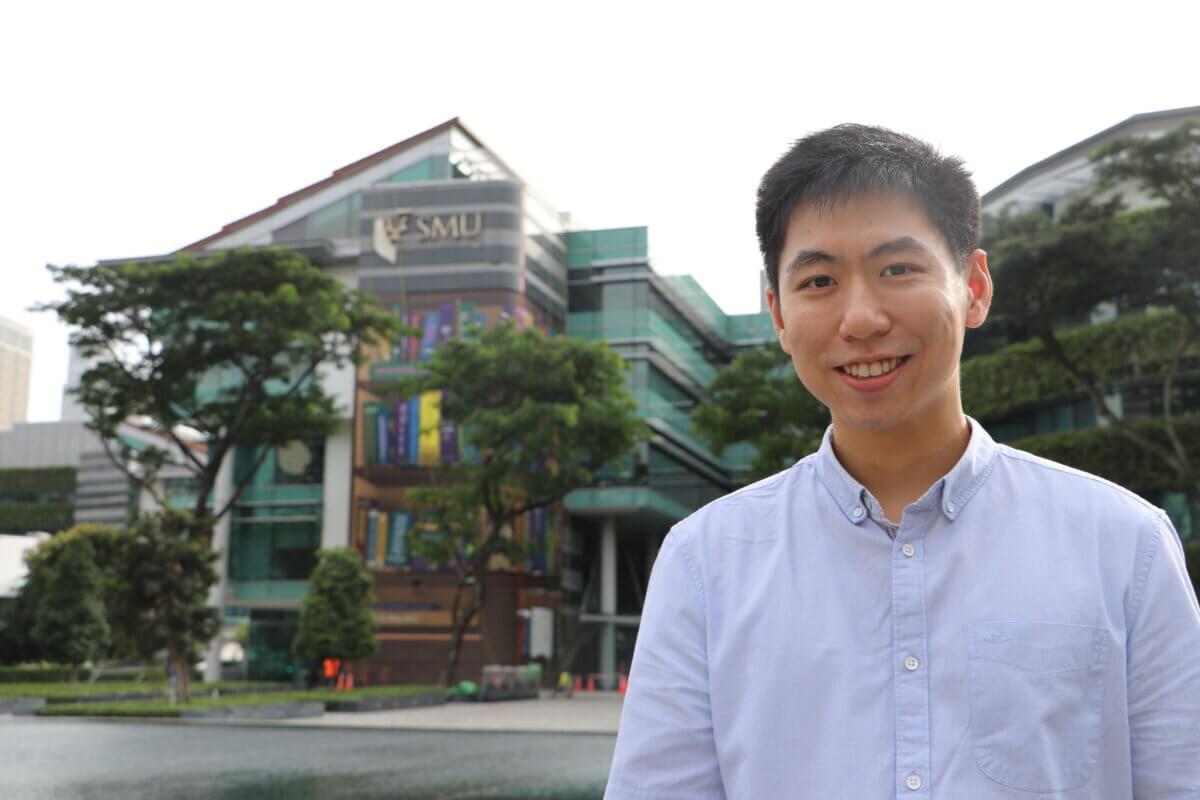 SMU Accountancy Alumnus Peter Oh: Making a Social Enterprise Profitable
