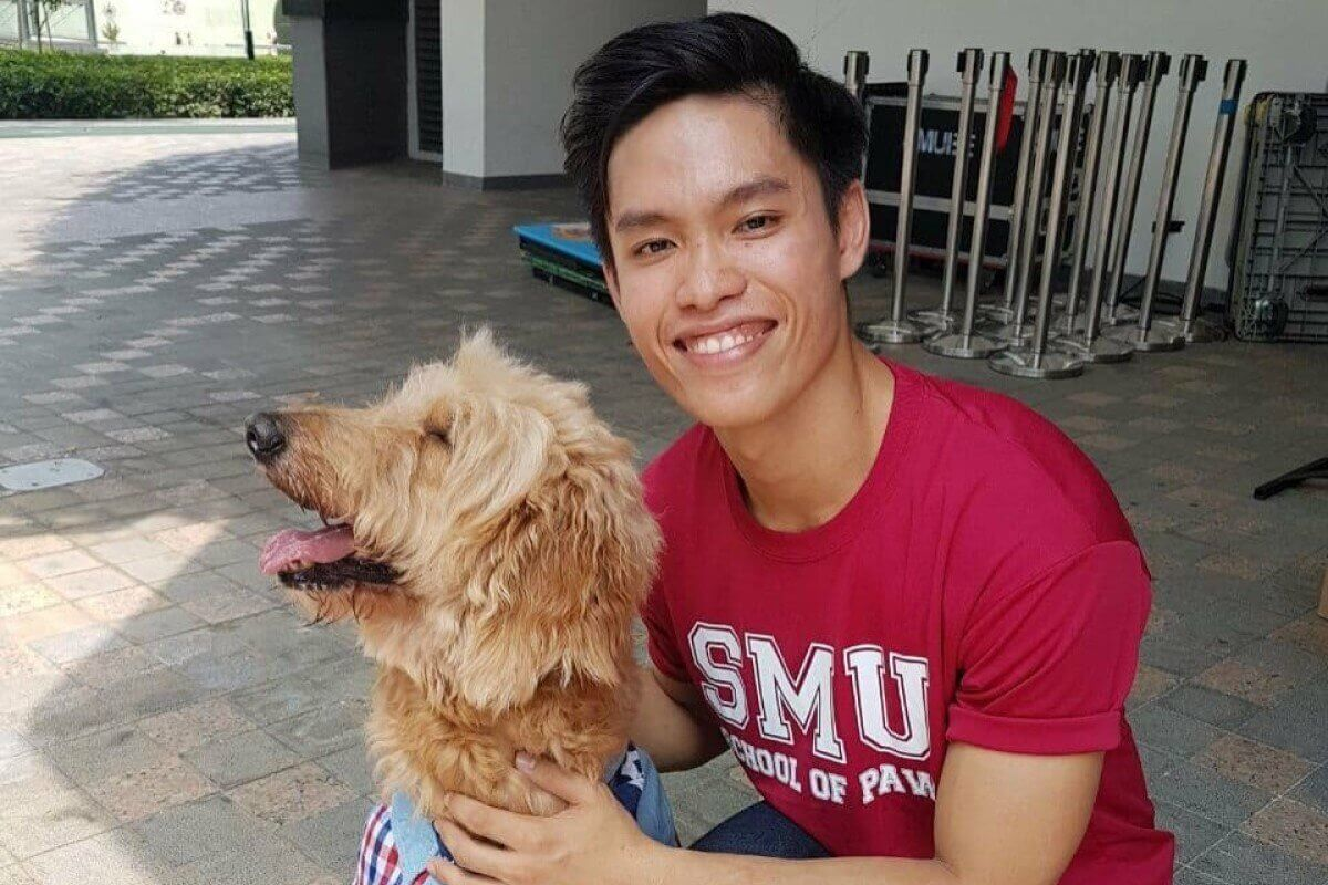 #HI2020: Being PAWsome with Travis Tan