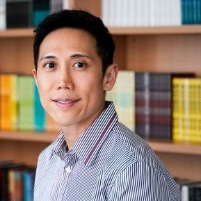 Prof Elvin Lim, Dean of SMU Office of Core Curriculum