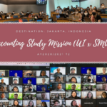 SMU-X Overseas Accounting Study Mission: Leaving Our Virtual Footprints in Indonesia