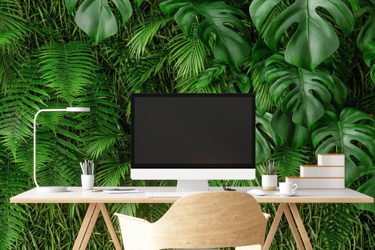 How To Be More Environmentally Sustainable When Working From Home