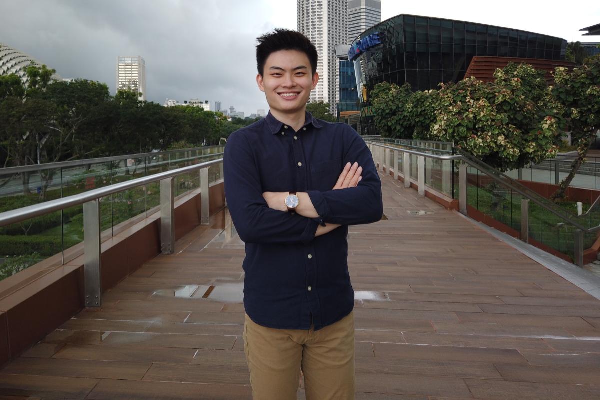 Forging His Path as an Entrepreneur: Marcus Cheu