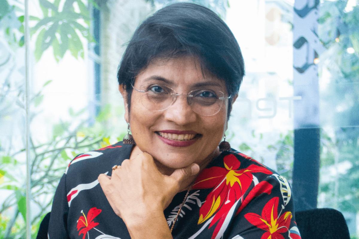 The Pioneering Path of Entrepreneur / SMU DBA Alum Rameshwari Ramachandra